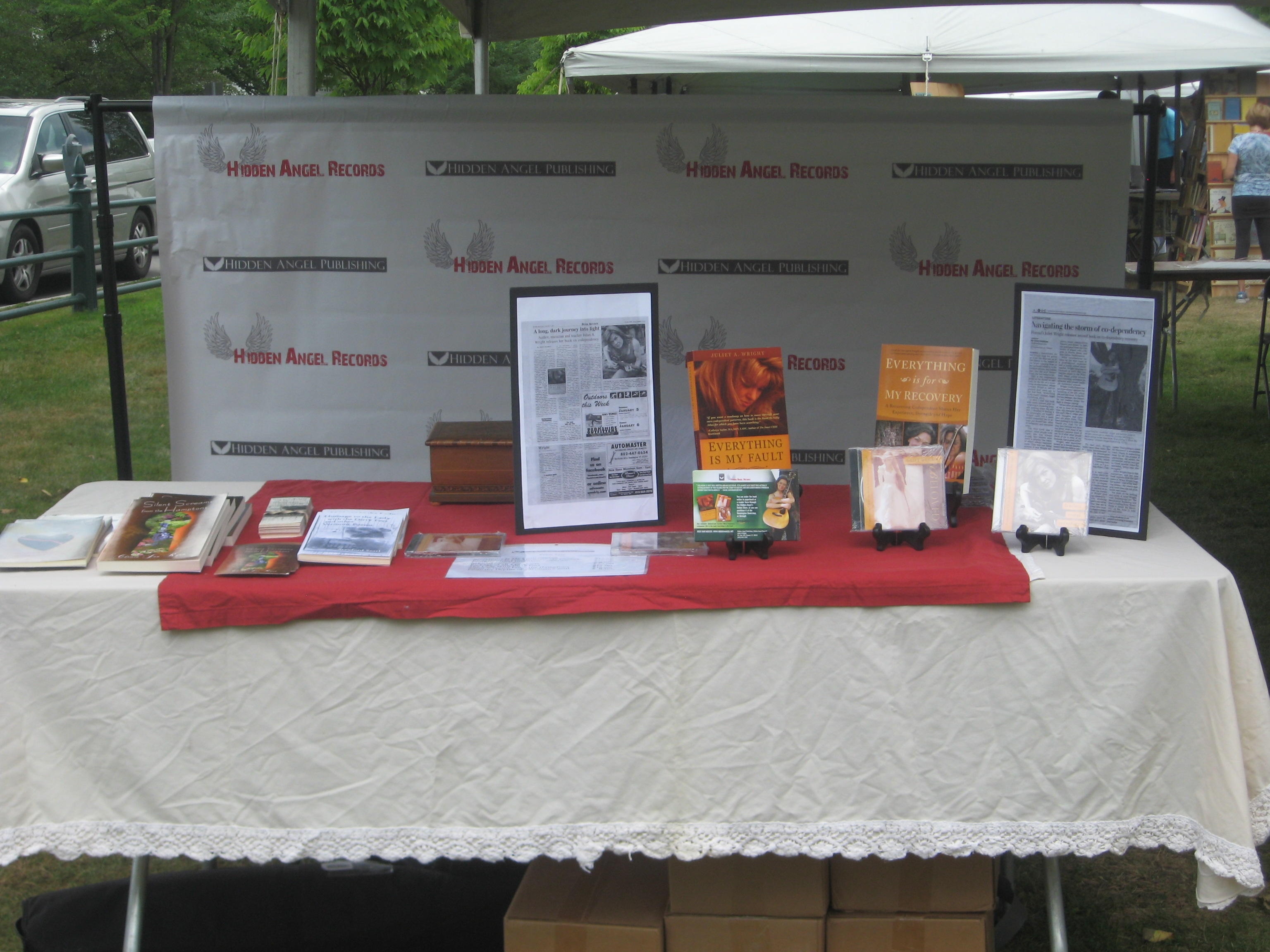Bookstock Booth 2016